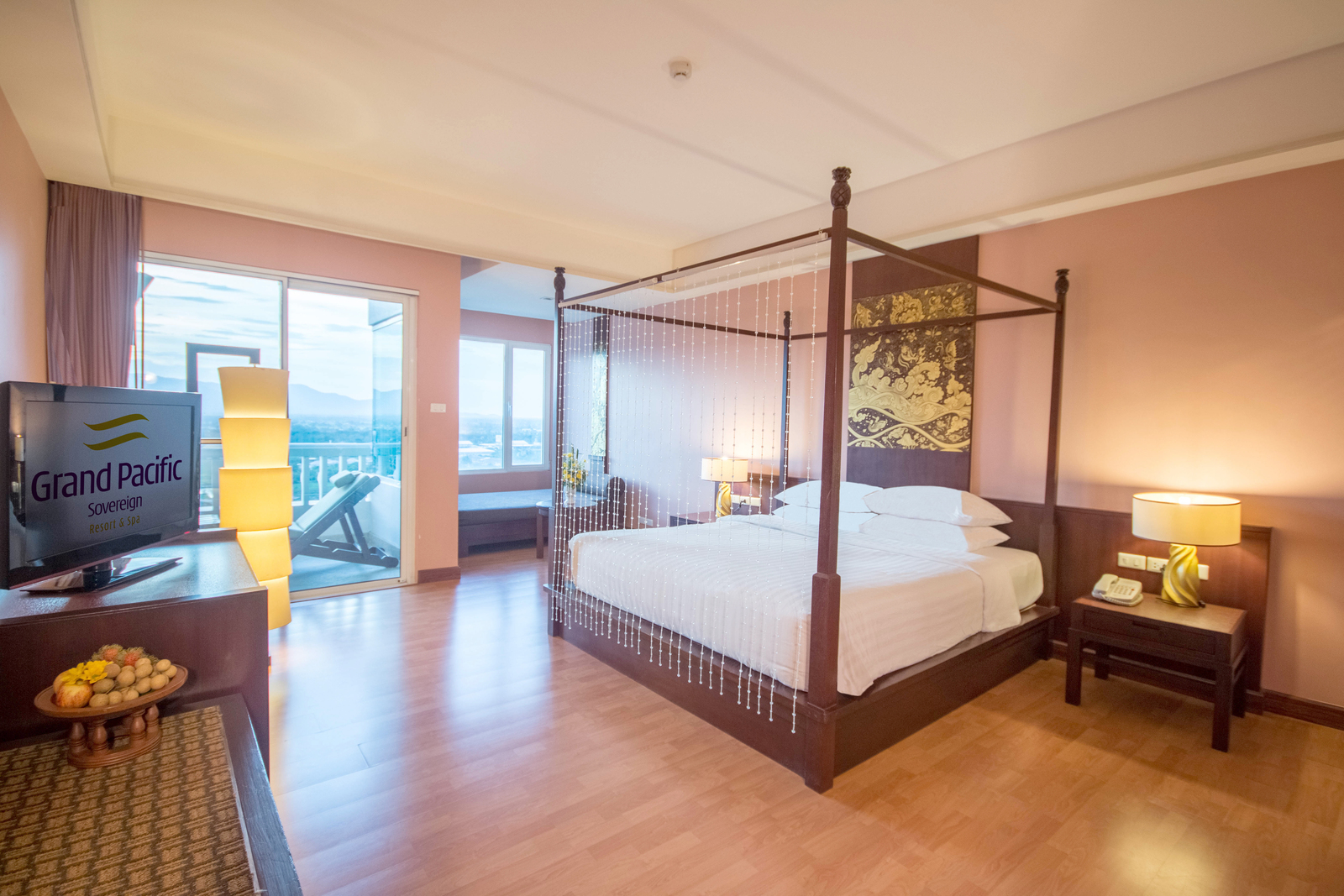 deluxe room